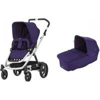 Britax Go Kinderwagen + Babywanne Testsieger mineral purple lila - Kollektion 2017