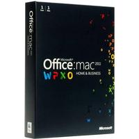 Microsoft Office MAC 2011 Home and Business