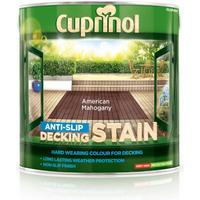 Cuprinol Anti Slip Decking Woodstain Grey 2.5L