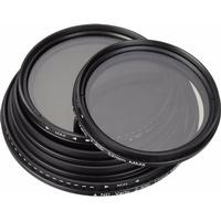 Canon ND2 to ND400 52mm 55mm 58mm 62mm 67mm 77mm Lens Filter For Canon Nikon