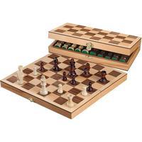 Philos Spiele Schack/Chess: 33 mm