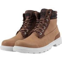 Urban Classics Classics boots - Beige wood camo