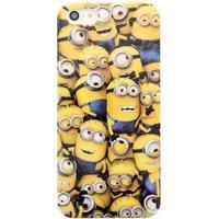 iPhone SE / 5 / 5s Multi Minions Plast Cover