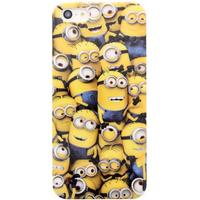 iPhone SE / 5 / 5s Multi Minions Plast Cover