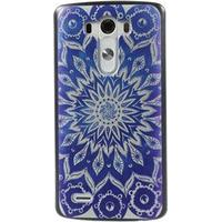 LG G3 African Tribe Symbols Cover