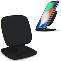 ZENS Wireless Charger - Trådløs Oplader 15W - Sort (Apple QC 7,5W & Samsung QC 9W)