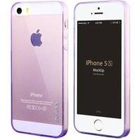 iPhone 5/5s Leiers Thin Ice Series TPU Cover Lilla