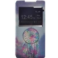 Sony Xperia Z5 Compact Sparkle View Etui - Dream Catcher