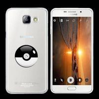 "Samsung Galaxy S7 Pokemon Go 3D ""Pokeball"" TPU Clear Cover Sort"