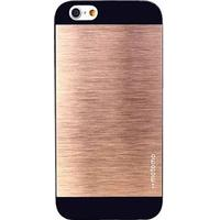 iPhone 6 / 6s MOTOMO Børstet Aluminium Cover Guld