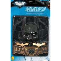 Fancy Dress - Child The Dark Knight Rises Batman Kit
