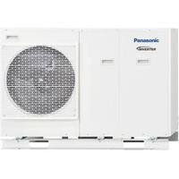 Panasonic luft/vand varmepumpe monoblock 5kW