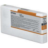 Epson - 200 ml - orange - original - bläckpatron - för Stylus Pro 4900, Pro 4900 Designer Edition, Pro 4900 Spectro_M1