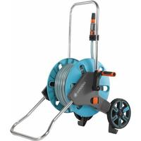 Gardena Hose Trolley AquaRoll M Set with 20m Hose