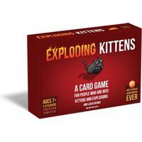 Övriga Exploding Kittens Original Edition (ENG)