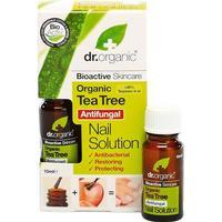 Dr. Organic Tea Tree Natural Action Nail Solution, 10 ml