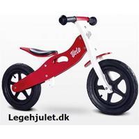 Toyz Træ Løbecykel VELO Rød by ToyZ