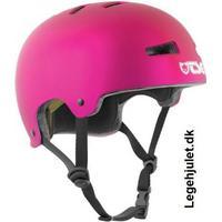 Legehjulet.dk TSG Evolution Skaterhjelm Purple Pink