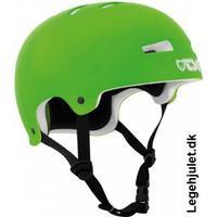 Legehjulet.dk TSG Evolution Skaterhjelm Lime Green
