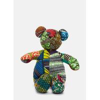 African Pattern Teddy 7 in Multicolour