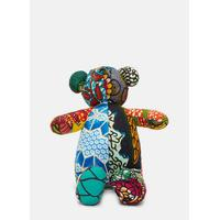 African Pattern Teddy 8 in Multicolour