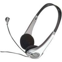 G-SOUND Headset Multimedia - headset - Silver