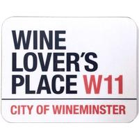 Samantha Morris - Wine Lover's Place Coaster