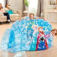INTEX Aufblasbares Spielhaus, Igloo Disney Frozen 48670