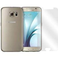 Samsung Galaxy S6 Moxie Full Beskyttelsessæt - Gennemsigtig