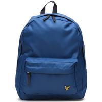 Lyle & Scott Junior Plain Backpack DEEP INDIGO ONE SIZE