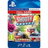 Shooty Fruity for PlayStation 4