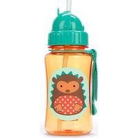 Skip Hop Zoo Straw Bottle Hudson Hedgehog