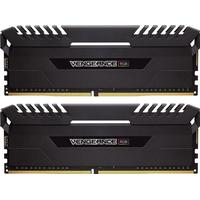 Corsair Vengeance RGB LED DDR4 3000MHz 2x8GB (CMR16GX4M2C3000C15)