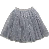 Wheat Tulle Frozen Skirt - Dove