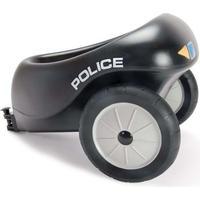 Dantoy Anhænger Politi Gummihjul 3340