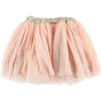 Wheat Tulle Ariel Skirt - Powder