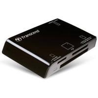 Transcend Multiläsare P8 USB 2.0 Svart