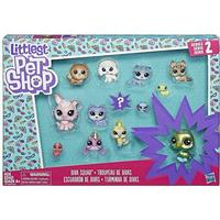 Littlest Pet Shop Serie 2 The Diva Squad 13st Figurer