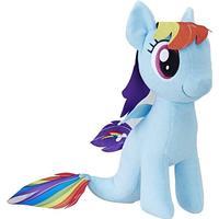 My Little Pony Cuddly Plush, 30cm, Mermaid Rainbow Dash 2-4 år