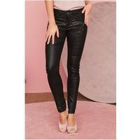 Bibiana sort coated jeans...