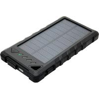 MARQUANT Powerbank med solcellspanel 8000 mAh IPX44