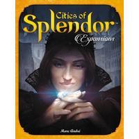 Splendor: Cities of Splendor Expansion (Svenska)
