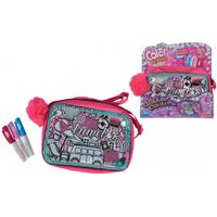 Dickie Simba 106374182 - Color Me Mine Glitter Couture Travel Bag