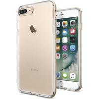 eSTUFF Gennemsigtigt crystal cover til iPhone 7