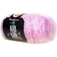 Kid Silk 16 - Lyserød
