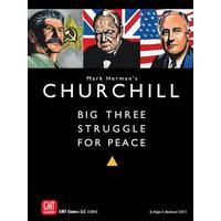 GMT Games Churchill (Engelska)