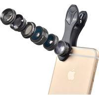 APEXEL 7i1 Lins Set för mobiltelefoner