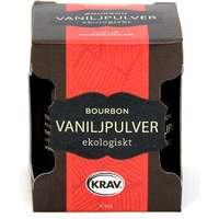 Khoisan Bourbon Vaniljpulver 10g