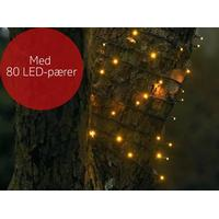 LED Lyskæde DAVID 80 lys