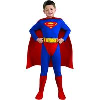 Rubies Kids Superman Costume